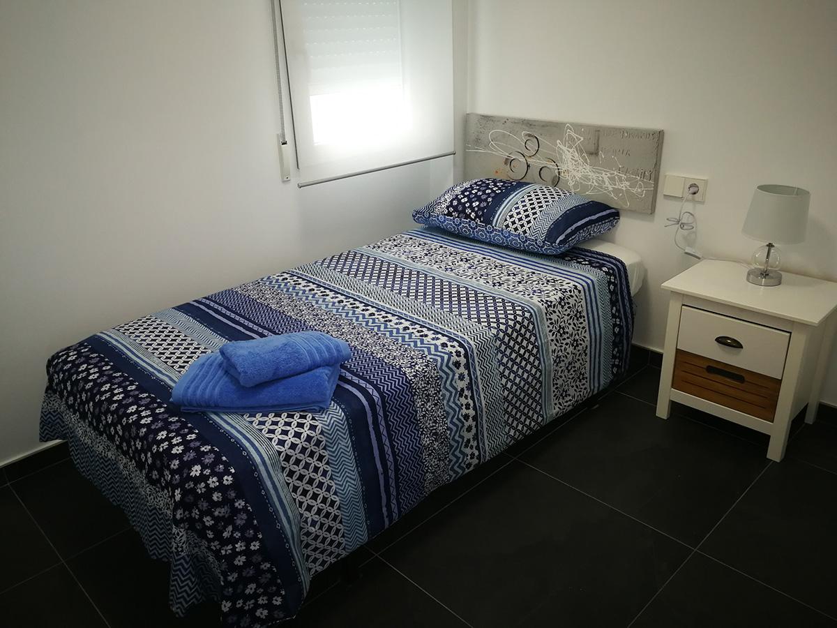 Alquiler apartamento en Costa Blanca