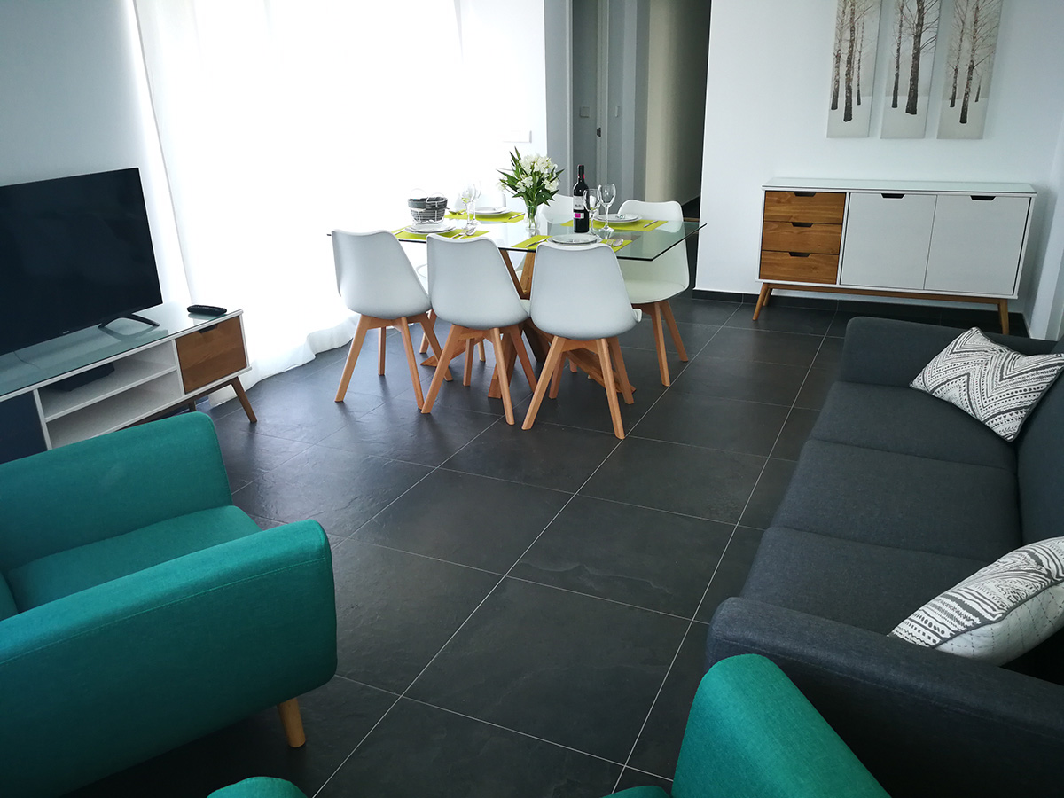 Alquilar apartamento en Calpe